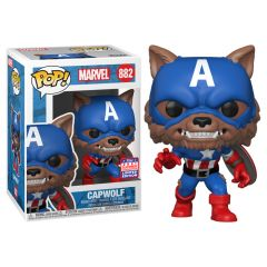 CAPWOLF SDCC EXCL.