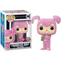 CHANDLER AS BUNNY FLOCKED EXCL.