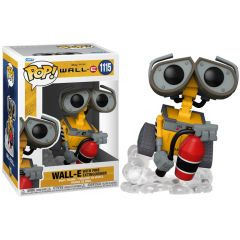 WALL-E WITH FIRE EXTINGUISHER
