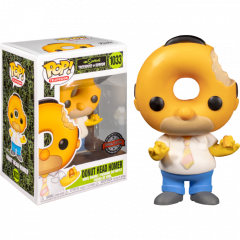 HOMER DONUT HEAD EXCL.