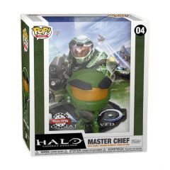 HALO MASTER CHIEF COVER EXCL.