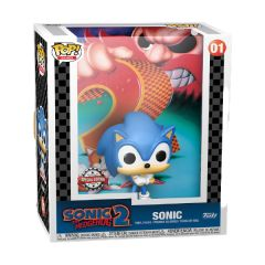 SONIC THE HEDGEHOG 2 COVER EXCL.