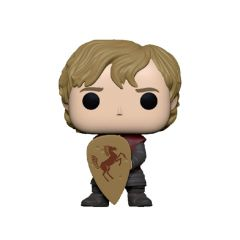 TYRION WITH SHIELD