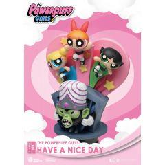 D-STAGE POWERPUFF GIRLS NICE DAY
