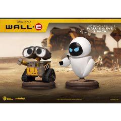 MINI EGG ATTACK 2-PACK WALL-E & EVE