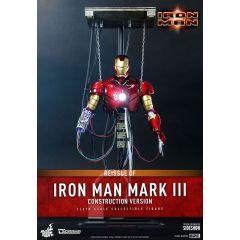 IRON MAN MARK III CONSTRUCTION HOT TOYS