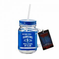 MASON JAR HAWKINS HIGH