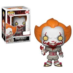 PENNYWISE WITH SEVERED ARM EXCL.