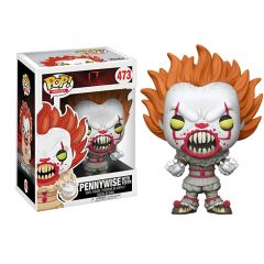 PENNYWISE WITH TEETH EXCL.