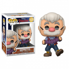 GEPPETTO WITH ACCORDION