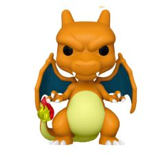 CHARIZARD 10 INCH EXCL.