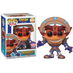 CRASH IN MASK ARMOR SDCC EXCL.