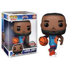 LEBRON JAMES 10 INCH EXCL.