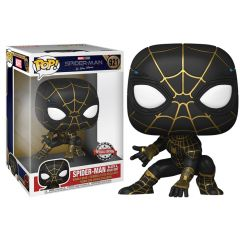 SPIDER-MAN BLACK & GOLD 10 INCH EXCL.