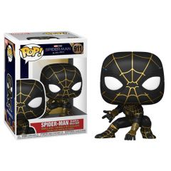 SPIDER-MAN BLACK & GOLD SUIT