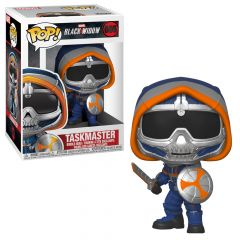 TASKMASTER WITH SHIELD