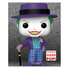 JOKER WITH HAT 10 INCH EXCL.