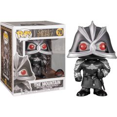 THE MOUNTAIN MASKED 6 INCH EXCL.