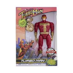 TURBO MAN ACTION FIGURE EXCL.