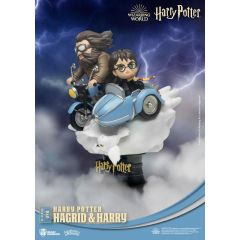 D-STAGE HARRY POTTER & HAGRID
