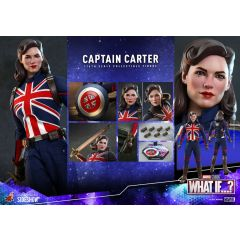 WHAT IF...? CAPTAIN CARTER HOT TOYS