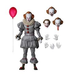 NECA IT CHAPTER TWO PENNYWISE ACTION FIGURE